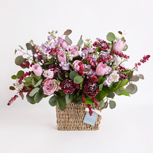 MYSTIC PURPLE MIXED BASKET